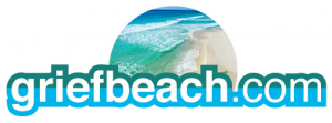 grief beach logo